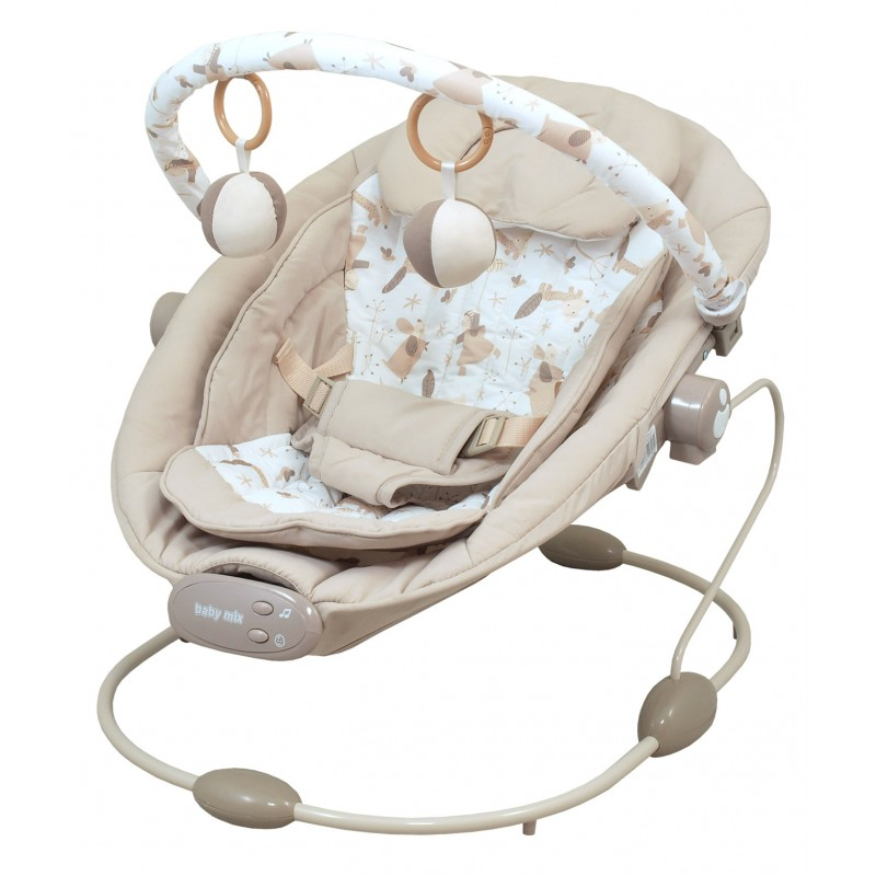 Infant Rocking Chair With Music And Vibration Baby Mix
