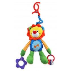 Zabawka podróżna Lew