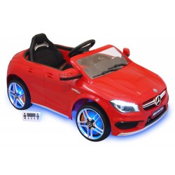 Battery operated car Mercedes CLA