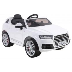 Licencjonowany pojazd na akumulator AUDI Q7