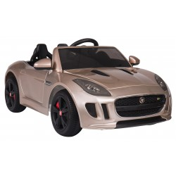 Licencjonowany pojazd na akumulator Jaguar