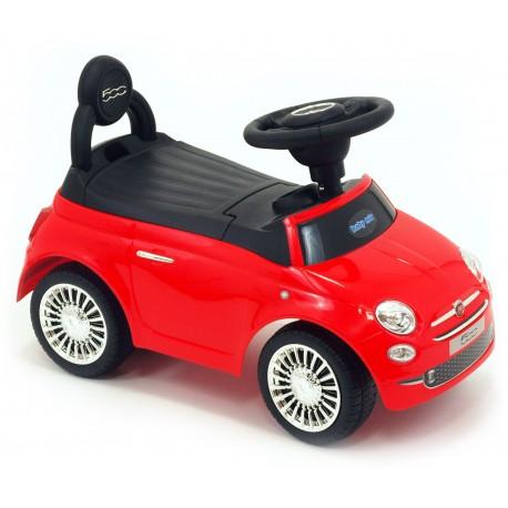Jeździdełko licencjonowane Fiat 500