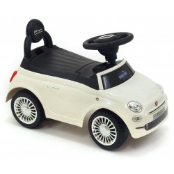 Licensed small car Fiat 500