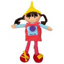 Plush doll Ula