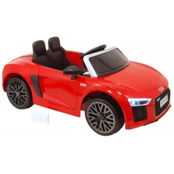 Licensed battery operated car Audi R8