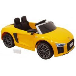 Licencjonowany pojazd na akumulator AUDI R8