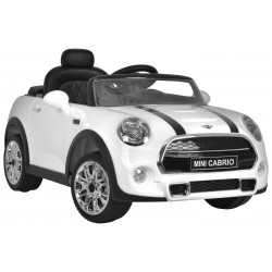 Licensed battery operated car MINI Cabrio