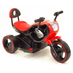 Pojazd na akumulator  - Motocykl