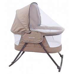 Baby bassinet-cradle