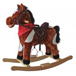 Koń na biegunach