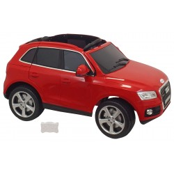 Licensed battery operated car Audi Q5