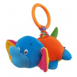 Zabawka pluszowa z wibracją - Słoń