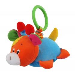 Zabawka pluszowa z wibracją - Żyrafka