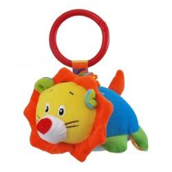 Zabawka pluszowa z wibracją - Lew