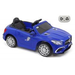 Licencjonowany pojazd na akumulator Mercedes