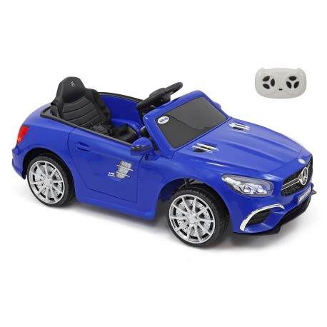 Licensed battery operated car Mercedes