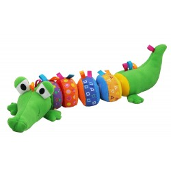 Zabawka edukacyjna - Krokodyl