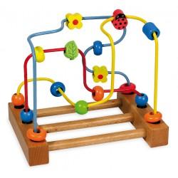 Drewniana zabawka