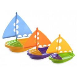 Zabawka do kąpieli - łódki